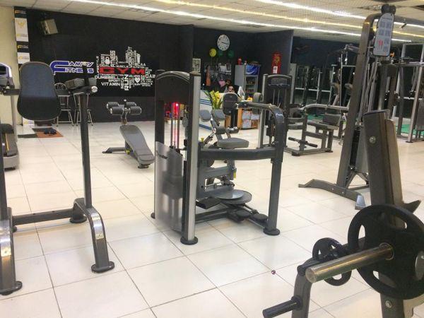 Phòng tập gym Family Fitness, Bạch Mai, Quận Hai Bà Trưng