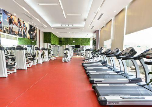 Phòng tập gym Fitness Garden, Nguyễn Trãi, Quận Thanh Xuân