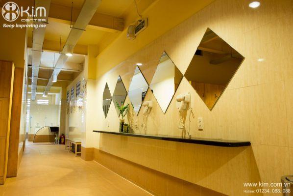 Phòng tập gym KIM Center, Tô Hiệu, Quận Tân Phú
