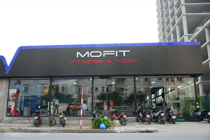 Phòng tập gym MOFIT Fitness & Yoga