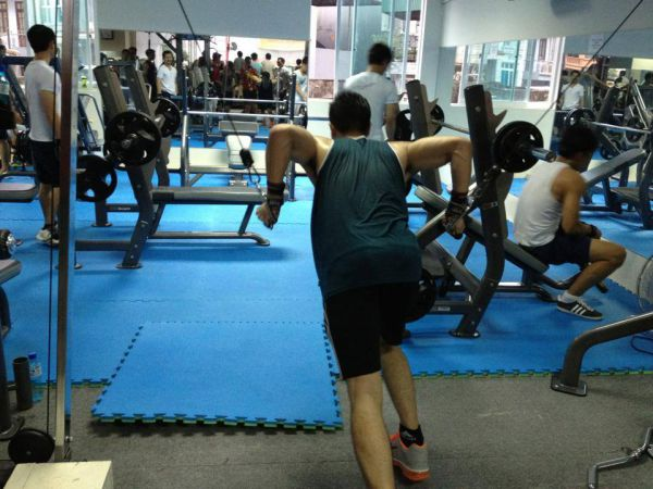 Phòng tập Gym số 7 Trần Phú