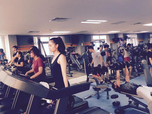 Phòng tập Thể dục SSS - Club SSS Fitness & Yoga Center, Ngọc Lâm, Quận Long Biên