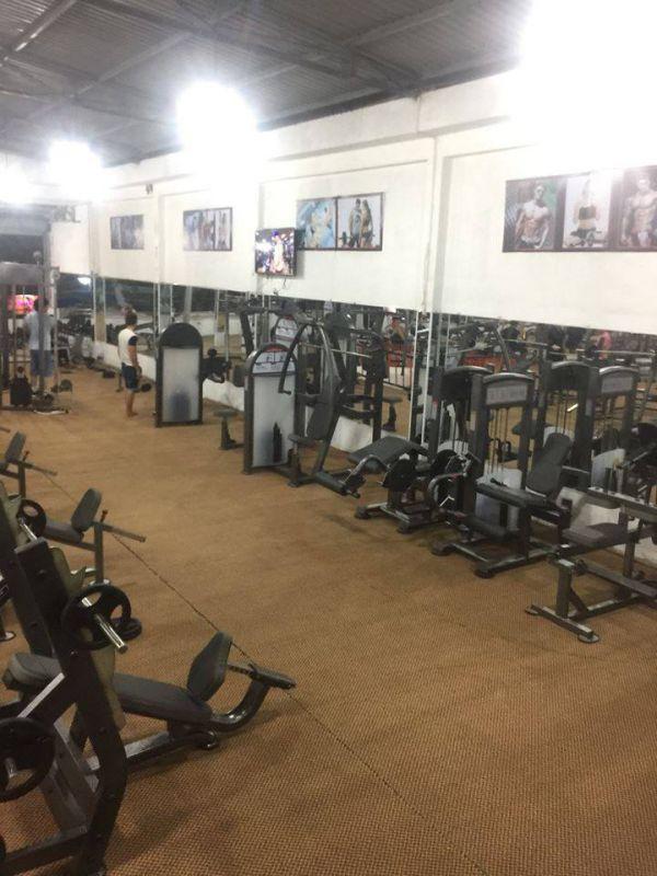 Phòng tập Gym Tài Nguyên Chi nhánh Quận 6
