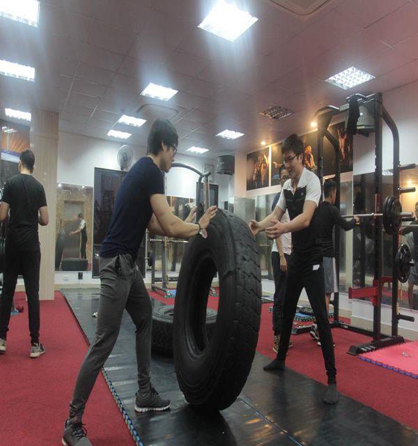 Trung tâm thể dục thẩm mỹ Thiên Tân Fitness & Yoga