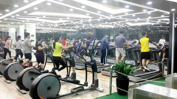 Phòng tập gym Tuấn Vũ Fitness, Thành Công, Quận Ba Đình
