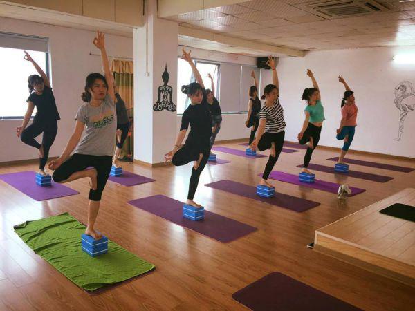 Phòng tập gym VIGO5 Fitness, Huyện Đan Phượng