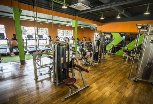 Phòng tập gym Maxfit, Bà Huyện Thanh Quan, Quận 3