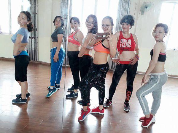 Phòng tập nhảy La Belle Zumba Fitness, Quận Đống Đa
