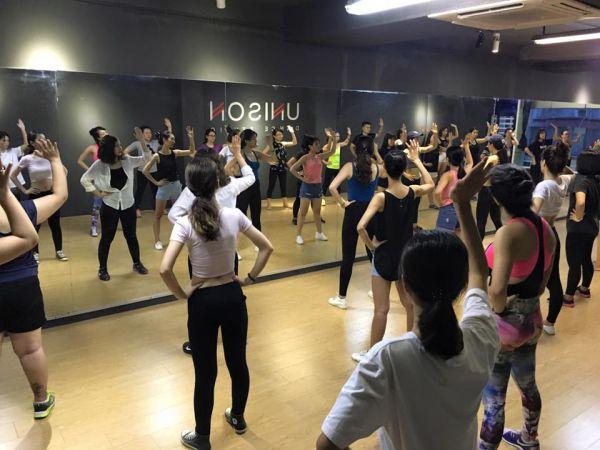 Phòng tập nhảy Unison Dance Studio, Quận Hai Bà Trưng
