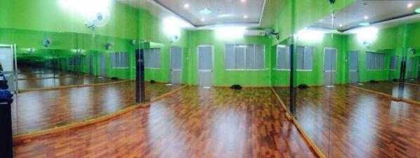 Phòng tập nhảy YG Dance Studio, Quận 3