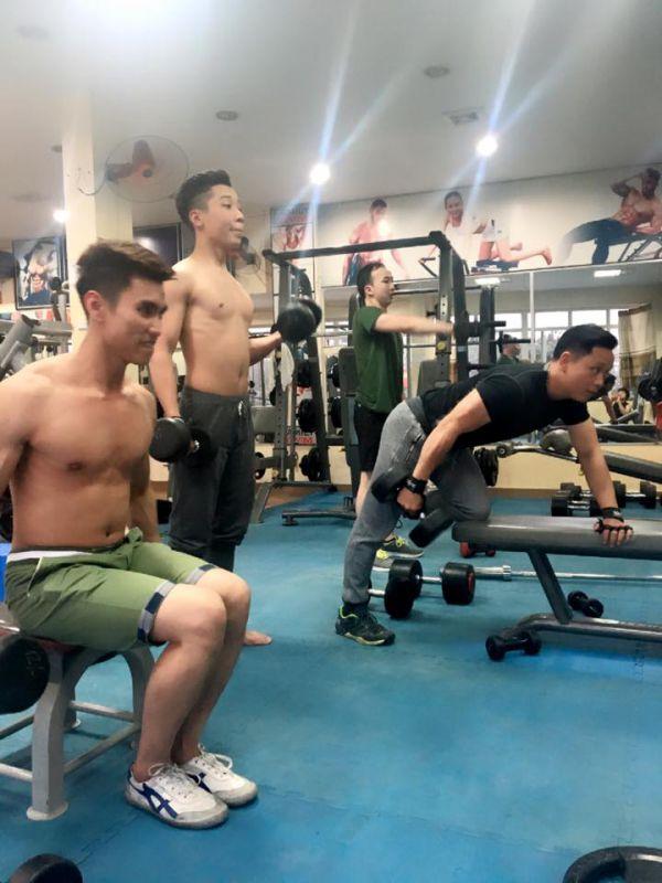 Phòng tập thể hình Family Gym, Định Công, Quận Hoàng Mai