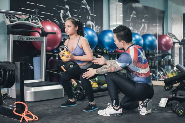 Phòng tập thể hình Fight 4 Fitness, Quận Ba Đình