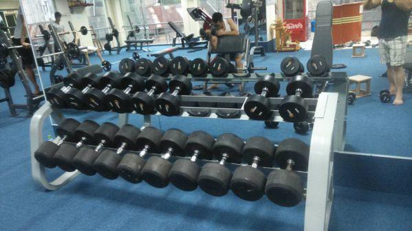 Phòng tập thể hình Rambo Gym - Fitness, Quận Hai Bà Trưng