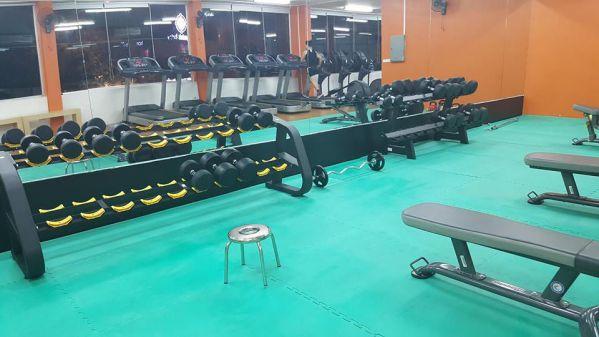 Phòng tập thể hình Flash Gym, Thành Công, Quận Ba Đình