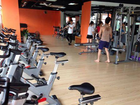Phòng tập thể hình Nuke Fitness & Gym, Quận Đống Đa