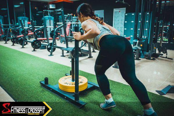 Phòng tập thể hình S Fitness & Crossfit, Quận Hà Đông