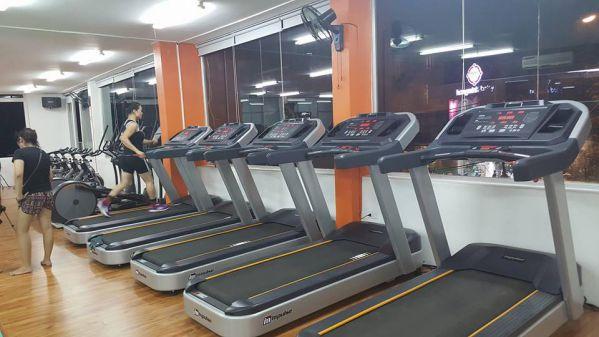 Phòng tập thể hình & Yoga X-Fitness, Hàng Bài, Quận Hoàn Kiếm