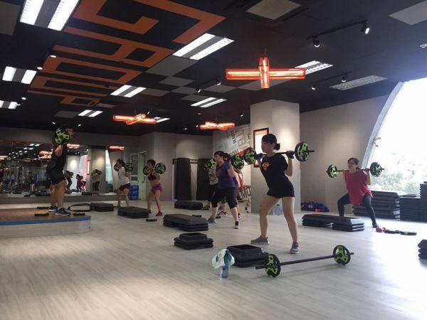 Phòng tập TIMES Fitness & Yoga, Quận Cầu Giấy