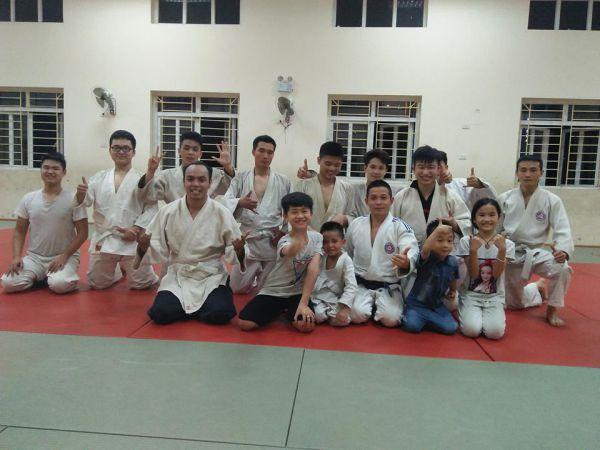 Phòng tập võ Brothers judo-ju jitsu Club Xuân La, Quận Tây Hồ
