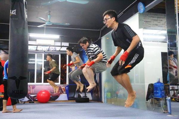 Phòng tập võ thuật KBE Fitness, Quận Hai Bà Trưng