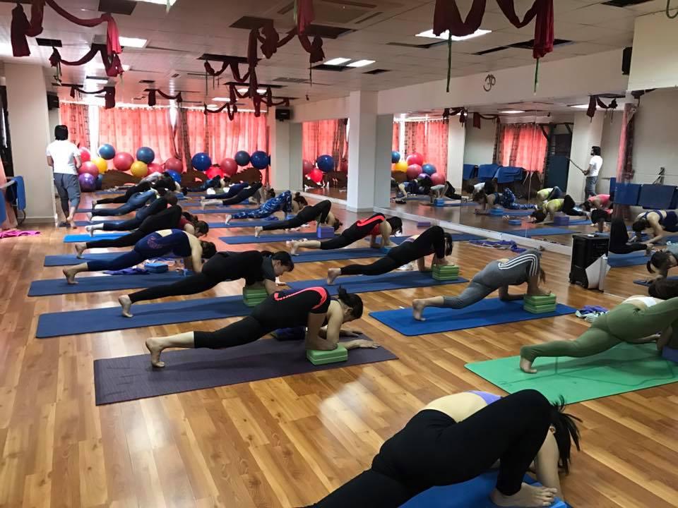 Phòng tập Yoga - Bharat Yoga Dance Club, Quận Cầu Giấy