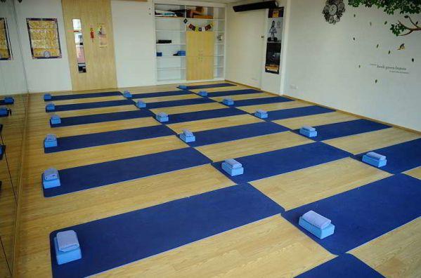 Phòng tập Yoga Om Factory, Quận Hai Bà Trưng