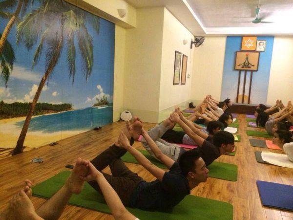 Phòng tập Yoga ADYOGA, Láng Hạ, Quận Ba Đình