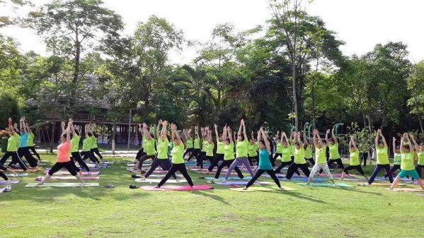 Câu lạc bộ Yoga Unesco Hà Nội, Quận Hoàn Kiếm