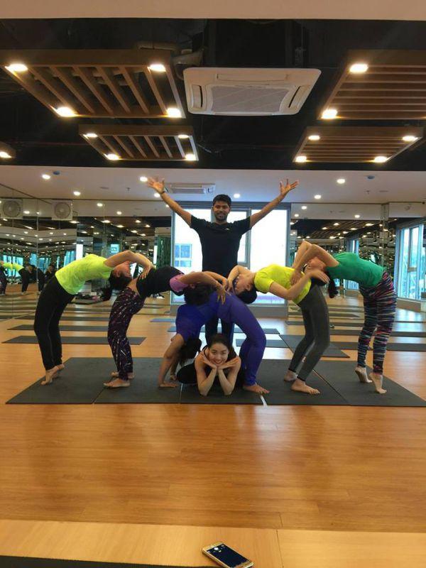 Phòng tập Yoga & Dance Linh Đàm, Quận Hoàng Mai