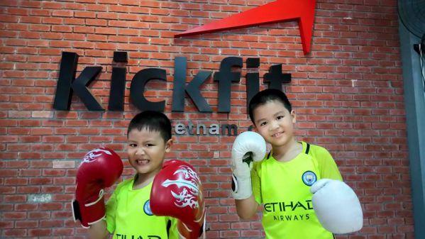 Trung tâm Kickfit Việt Nam - Mạnh mẽ, tự tin và quyễn rũ, Quận Cầu Giấy