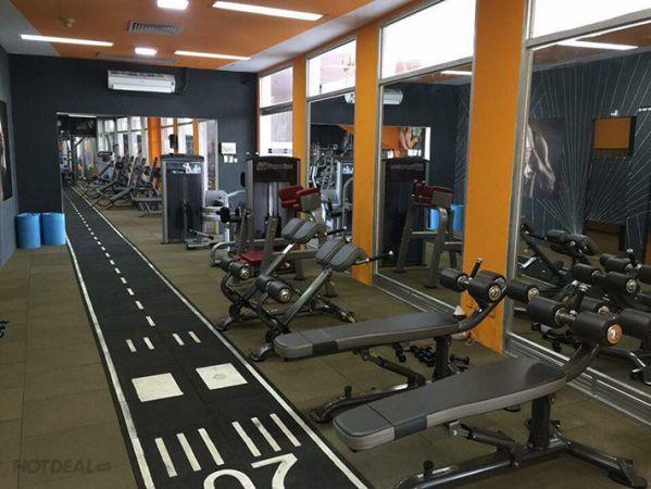 Phòng tập gym Aviation Gym, Lữ Gia, Quận 10