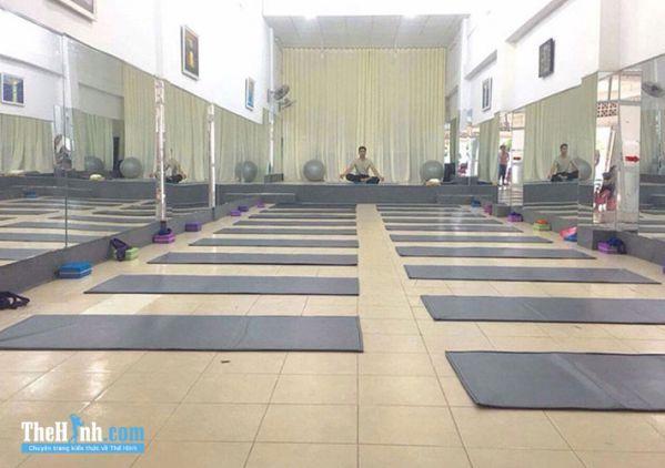 Phòng tập Omkara Yoga, Lê Văn Sĩ, Quận 3