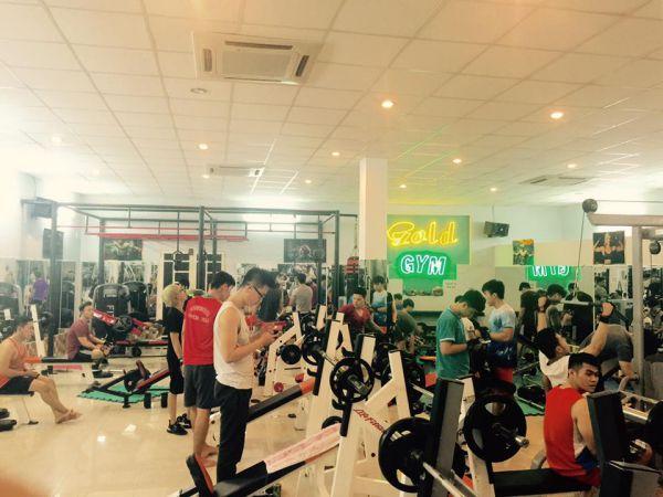 Phòng tập Gold Gym, Phạm Thế Hiển, Quận 8