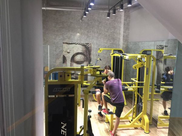 Phòng tập gym Advance Fitness & Gym, Nguyễn Lương Bằng, Quận 7