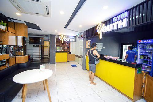 Phòng tập gym Youth Gym - Nhà Văn Hóa Thanh Niên, Quận 1 [Review]