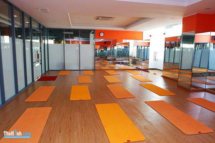 Phòng tập gym Bodyfit Fitness & Yoga, Phạm Văn Hai, Quận Tân Bình