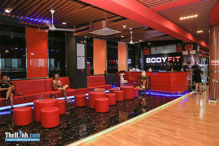 Phòng tập gym Bodyfit Fitness & Yoga, Nguyễn Thiện Thuật, Quận 3