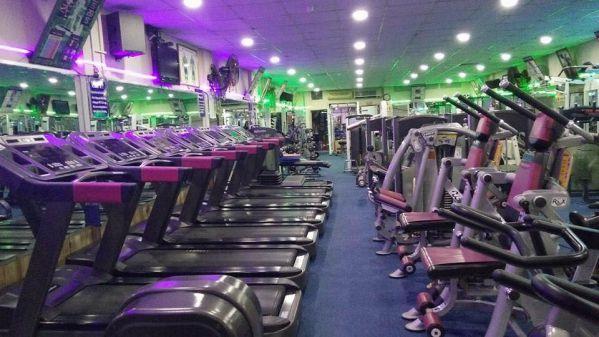 Phòng tập gym Công Khanh, Vũ Huy Tấn, Quận Bình Thạnh