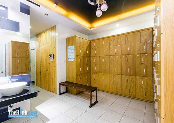 Phòng tập gym VShape Fitness & Yoga Center, Trường Chinh, Quận Tân Bình