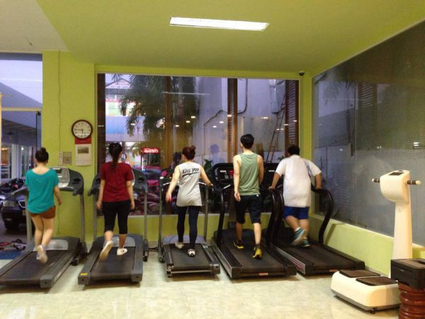 Phòng tập gym, Yoga, TDTM Dáng Ngọc, Phú Lợi, Sóc Trăng