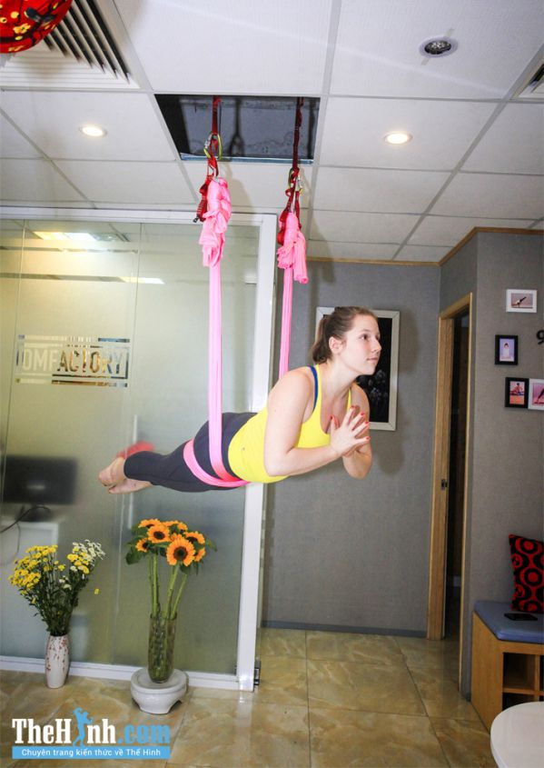 Phòng tập Yoga OM Factory HANOI, Bùi Thị Xuân, Quận Hai Bà Trưng