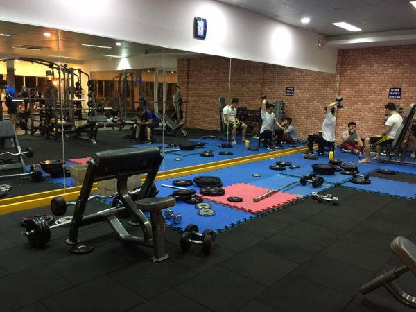 Phòng Tập Thể Hình Nhà Văn Hóa Thanh Niên - Youth Gym, Quận 1