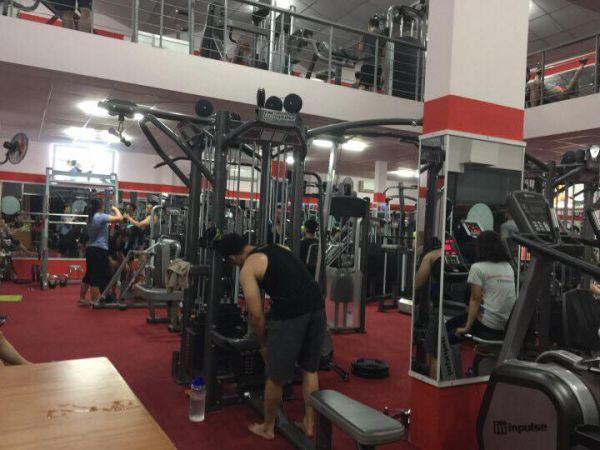 Phòng tập Thuận Gym, Phan Đăng Lưu, Quận Phú Nhuận