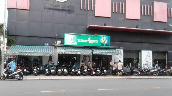 Phòng tập Titan Gym Bình Phú, Quận 6