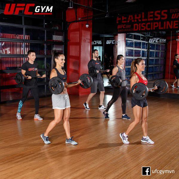 Phòng tập UFC Gym Việt Nam, Thảo Điền, Quận 2