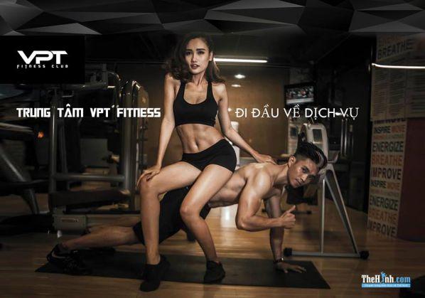 Phòng tập gym VPT Fitness, Nguyễn Trãi, Quận 5