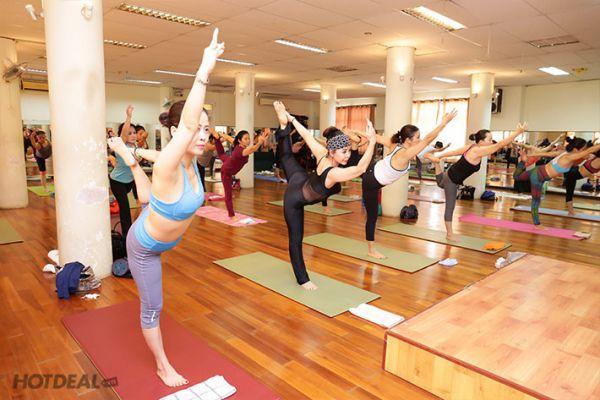 Phòng tập Yoga Dáng Ngọc Spa, Hoàn Châu Công Chúa, Quận 1