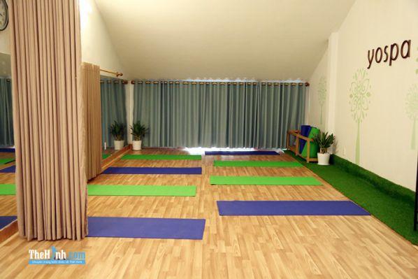 Phòng tập Yoga - Yospa, Trần Khánh Dư, Hải Phòng