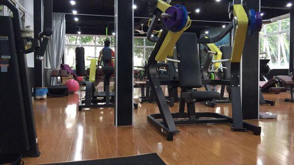 Phòng tập gym New City Fitness & Yoga, Huỳnh Thúc Kháng, Bình Dương
