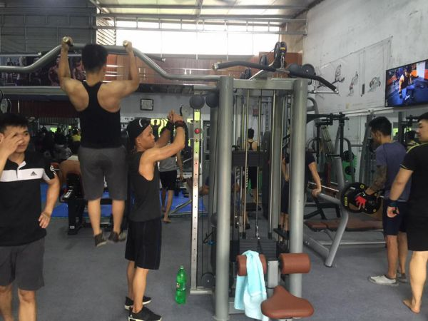 Phòng tập gym Tú Linh Fitness - Mê Linh, Hà Nội